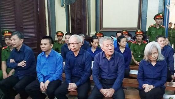 Hoãn phiên tòa xét xử phúc thẩm vụ án Ngân hàng Đông Á-giai đoạn 2