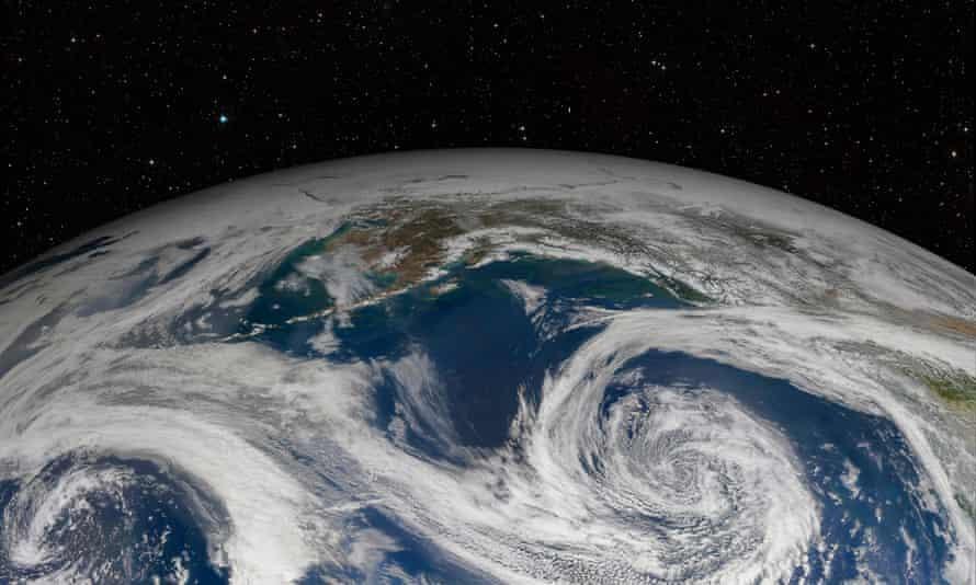 Khí thải nhà kính đang thu hẹp tầng bình lưu