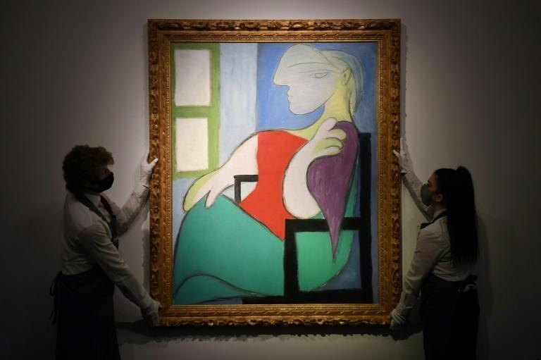 Bức họa của Picasso được bán với giá 103 triệu USD