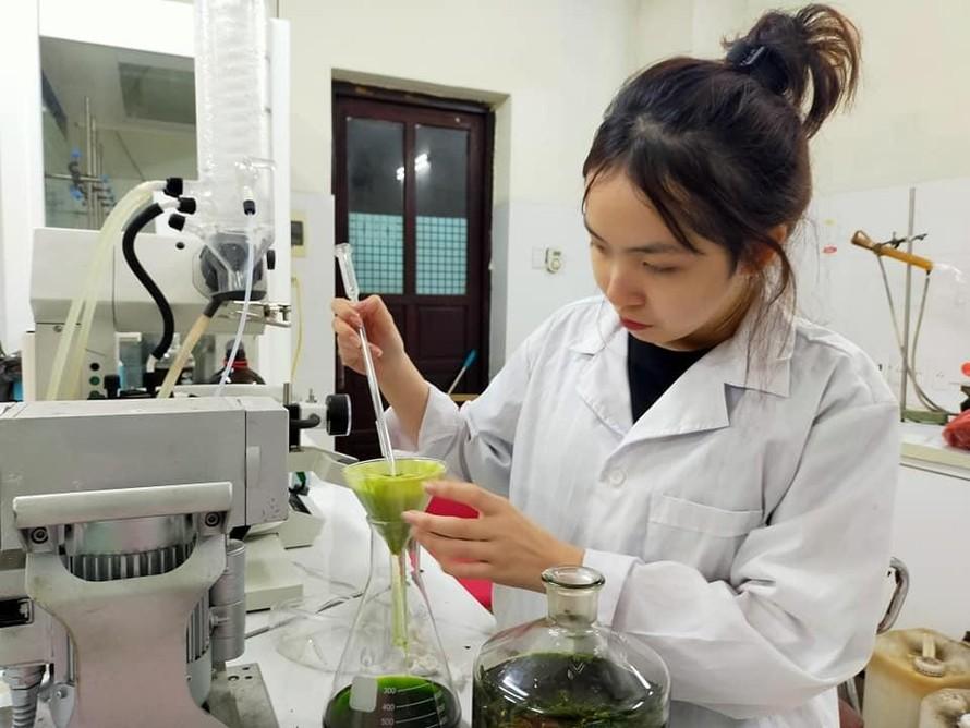 'Nhà khoa học' trẻ của Trường Phổ thông Tuyên Quang