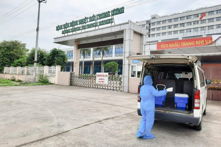 Hà Nội ghi nhận 9 ca dương tính SARS-CoV-2