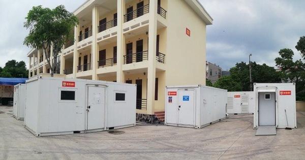 Quân đội triển khai hai bệnh viện dã chiến ở Bắc Ninh và Bắc Giang