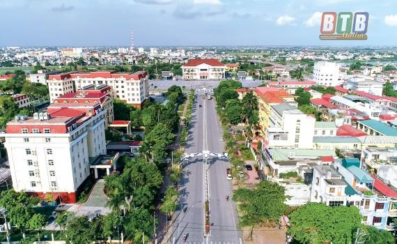 Thái Bình kết thúc giãn cách xã hội từ trưa mai