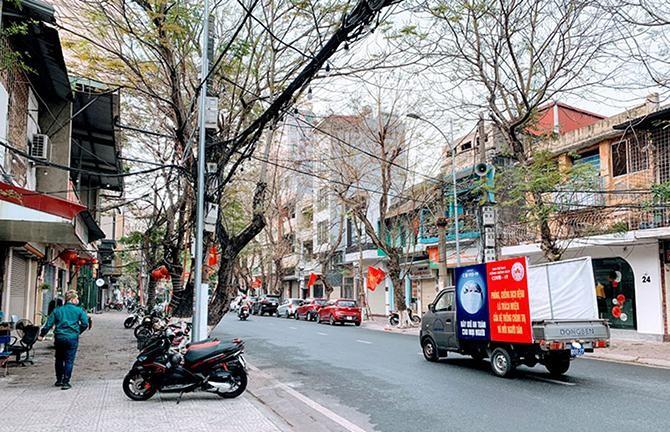 Thành phố Vĩnh Yên kết thúc cách ly xã hội