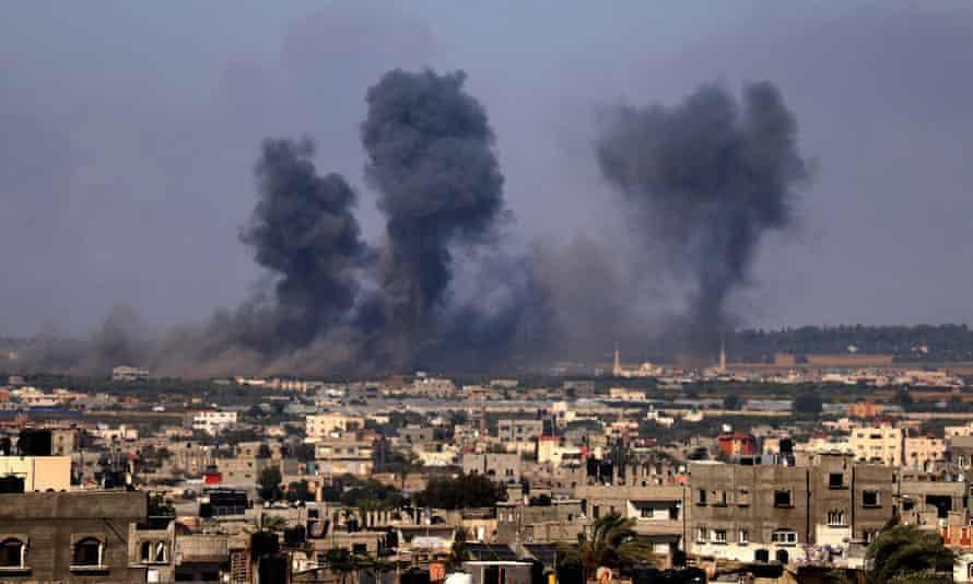 Mỹ kêu gọi Israel 'giảm leo thang' bạo lực ở Gaza