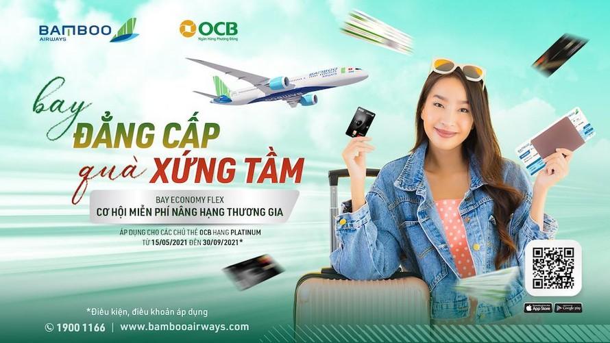 Cất cánh đẳng cấp cùng Bamboo Airways: Cơ hội nâng hạng thương gia miễn phí