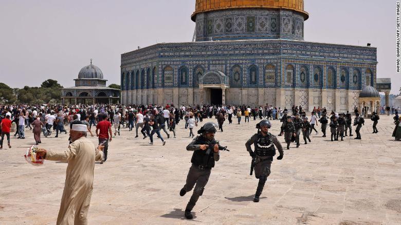 Căng thẳng vẫn tiếp diễn tại Jerusalem
