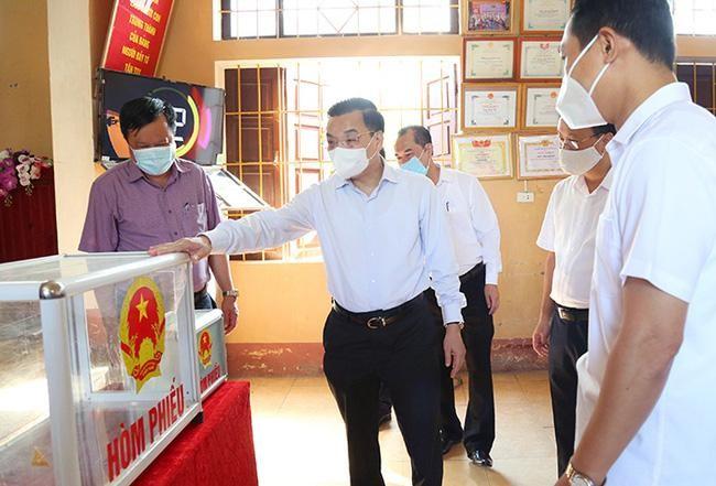 Hà Nội tập trung cao độ để tổ chức thành công cuộc bầu cử