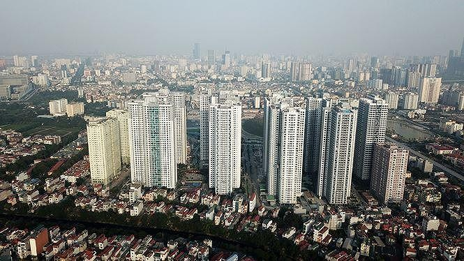 Động đất tại Trung Quốc gây rung lắc nhà cao tầng ở Hà Nội