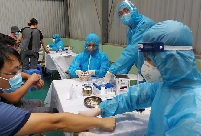 Hưng Yên ghi nhận thêm 4 ca dương tính SARS-CoV-2