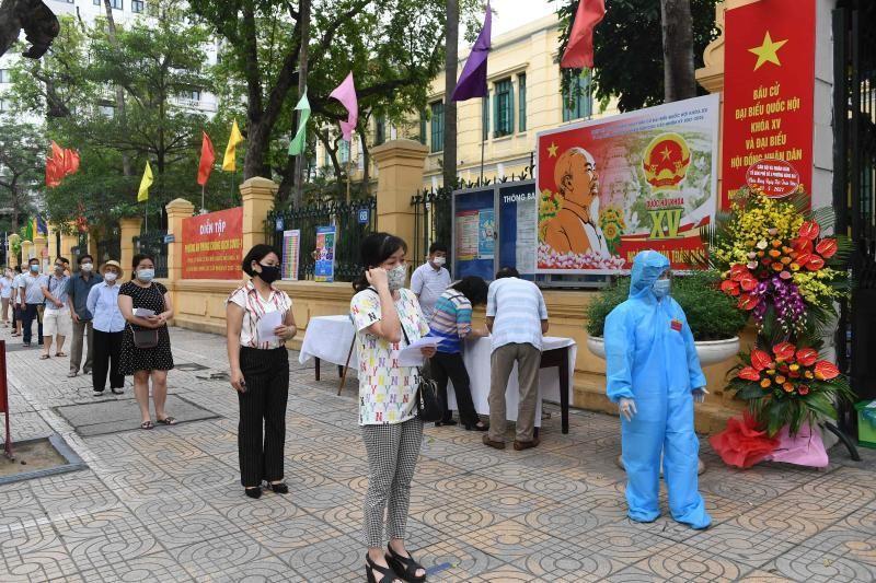 Truyền thông quốc tế đưa tin về cuộc bầu cử của Việt Nam