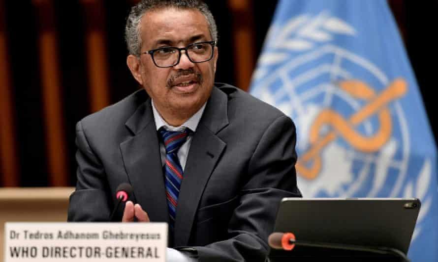 WHO và các lãnh đạo thế giới kêu gọi hỗ trợ các nước nghèo