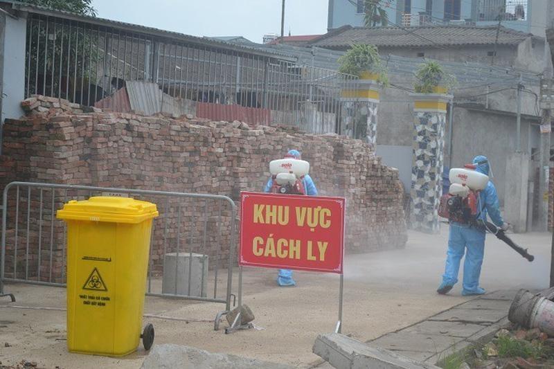 Người dân Bắc Ninh không ra khỏi nhà sau 20h