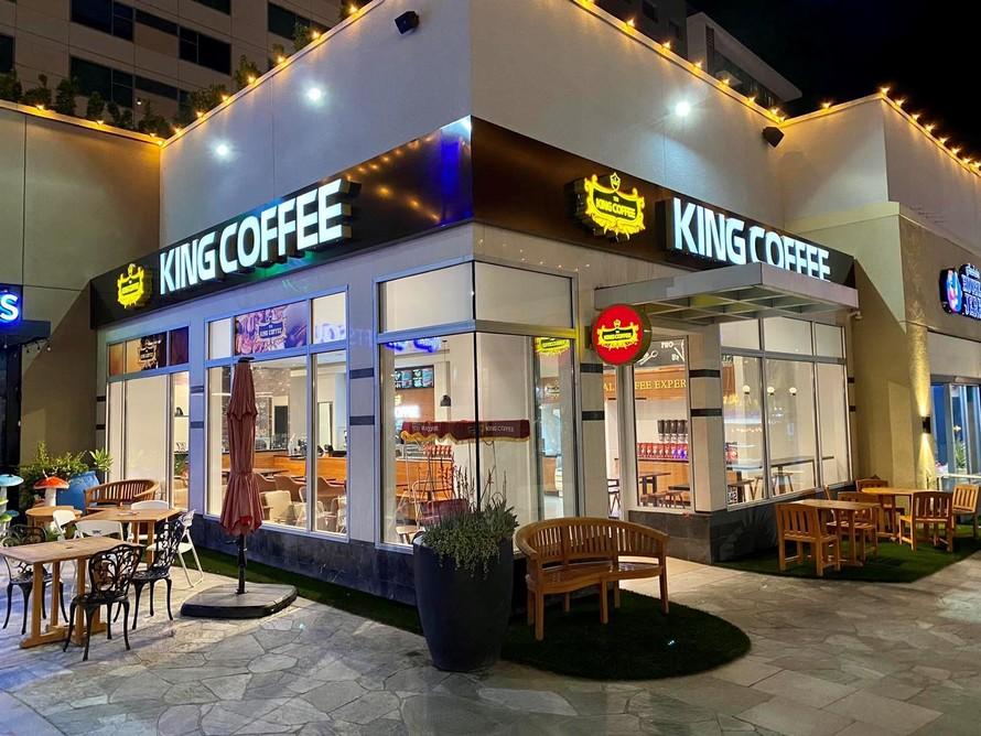 TNI King Coffee khai trương quán cà phê đầu tiên tại Mỹ