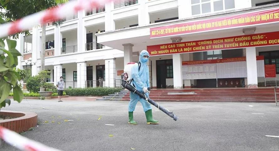 Trưa 24/5: Ghi nhận 33 ca mắc mới COVID-19 tại Bắc Giang, Bắc Ninh và Đà Nẵng
