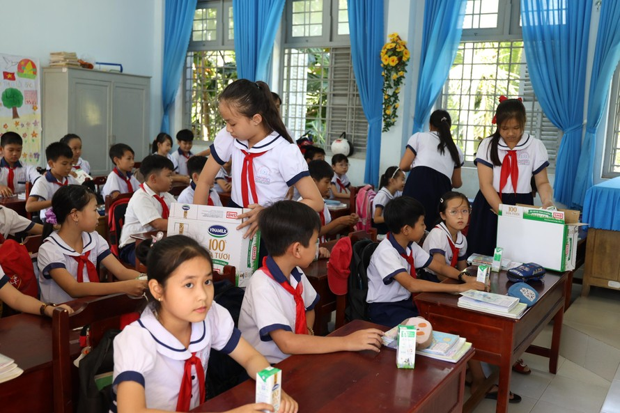 Sự đầu tư cần thiết cho tương lai ngay từ độ tuổi học đường