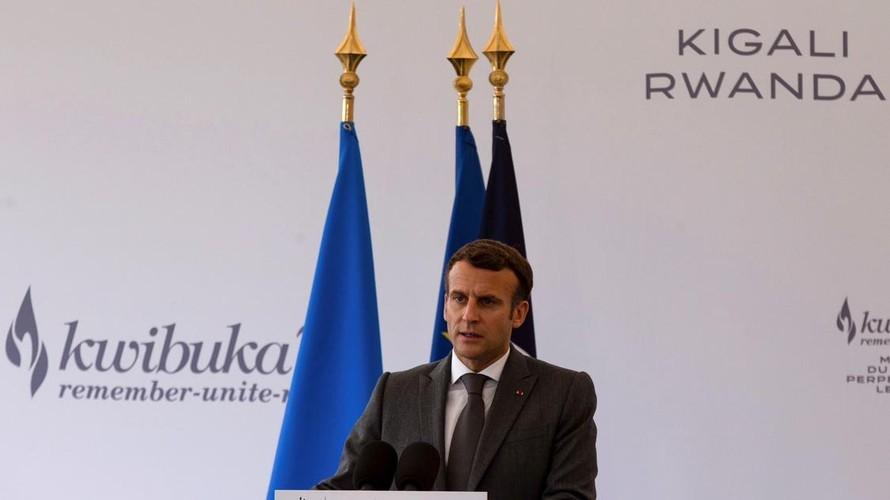 Tổng thống Pháp tìm kiếm sự tha thứ đối với nạn diệt chủng Rwanda