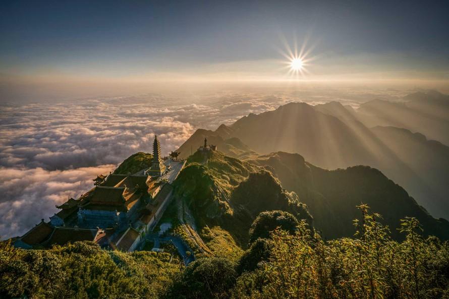 Một trong các bức ảnh của nhiếp ảnh gia Trần Bảo Hòa.