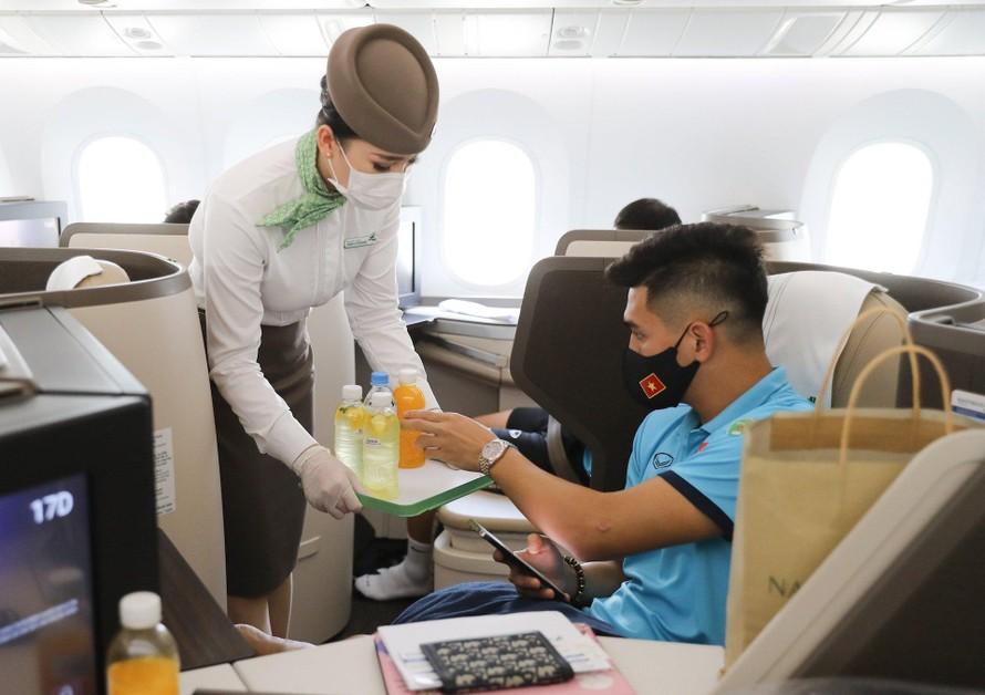 Từ tháng 6/2021, Bamboo Airways tung ra dịch vụ bao trọn chuyên cơ/chuyên khoang thương gia