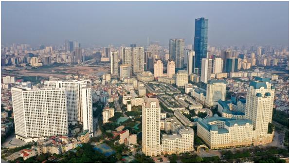 Các dự án BĐS cao cấp với mật độ xây dựng thấp, không gian xanh trong lành là lựa chọn của giới nhà giàu.