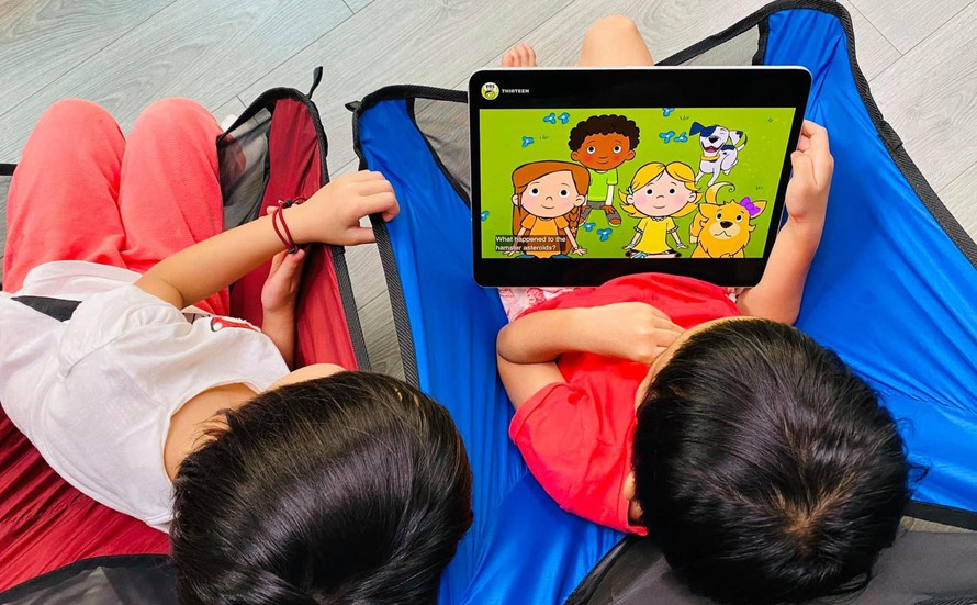 Cung cấp cho trẻ 'hệ miễn dịch số' trên môi trường mạng