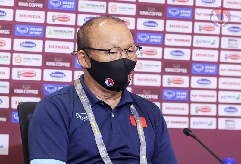 HLV Park Hang-seo quyết tâm đánh bại Indonesia