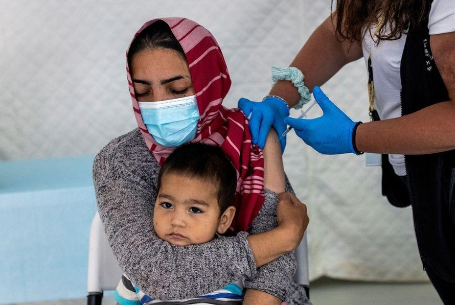 Các nước G7 đóng góp 1 tỷ liều vaccine ngừa COVID-19