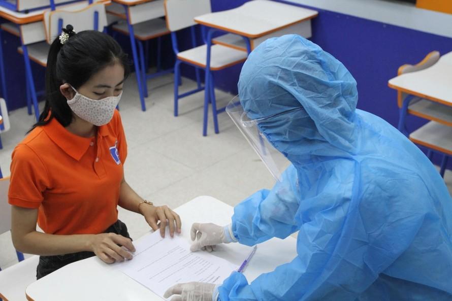 Hơn 93.000 thí sinh Hà Nội hoàn thành kỳ thi vào lớp 10