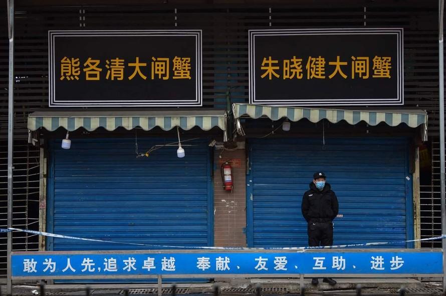 G7 yêu cầu Trung Quốc điều tra nguồn gốc COVID