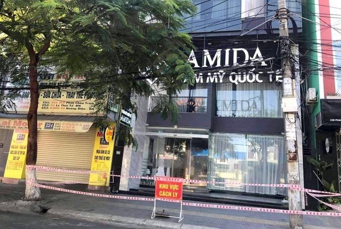 Khởi tố Giám đốc thẩm mỹ viện AMIDA làm lây lan dịch bệnh