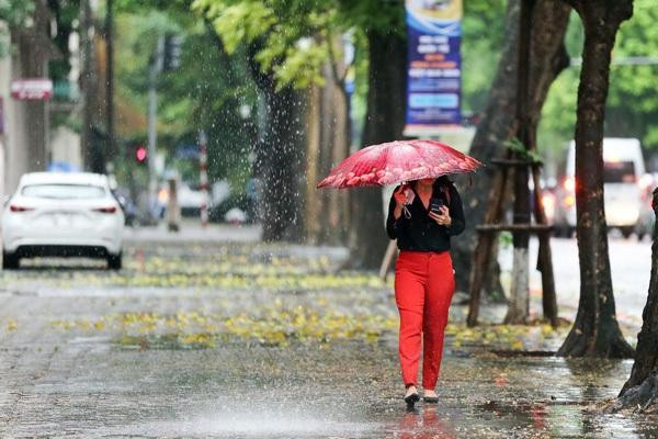 Miền Bắc sắp đón mưa giải nhiệt