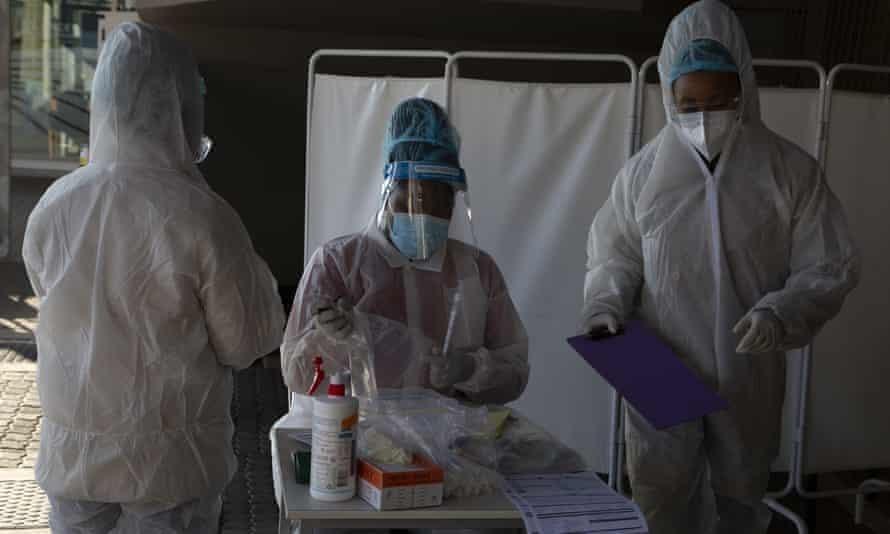 WHO: Châu Phi đang nguy cấp vì thiếu vaccine