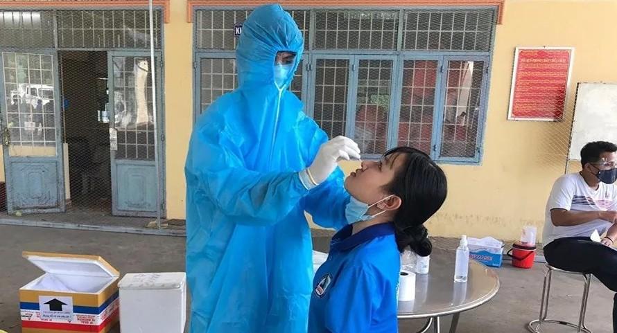 Quảng Ninh xác định một trường hợp F1 mắc COVID-19