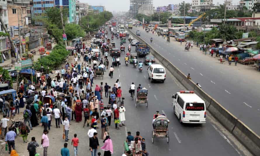 Bangladesh tiến hành phong tỏa toàn quốc