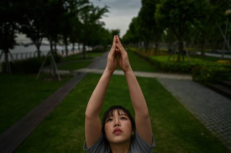 Mặc dù một số bệnh viện Trung Quốc cảnh báo về sự gia tăng các ca mắc chứng rối loạn ăn uống, nhưng xã hội chưa thực sự chú tâm vào vấn đề này. Ảnh: AFP