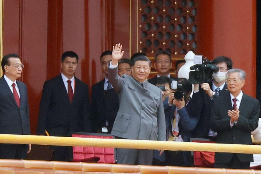Chủ tịch Trung Quốc đặt mục tiêu thống nhất lãnh thổ