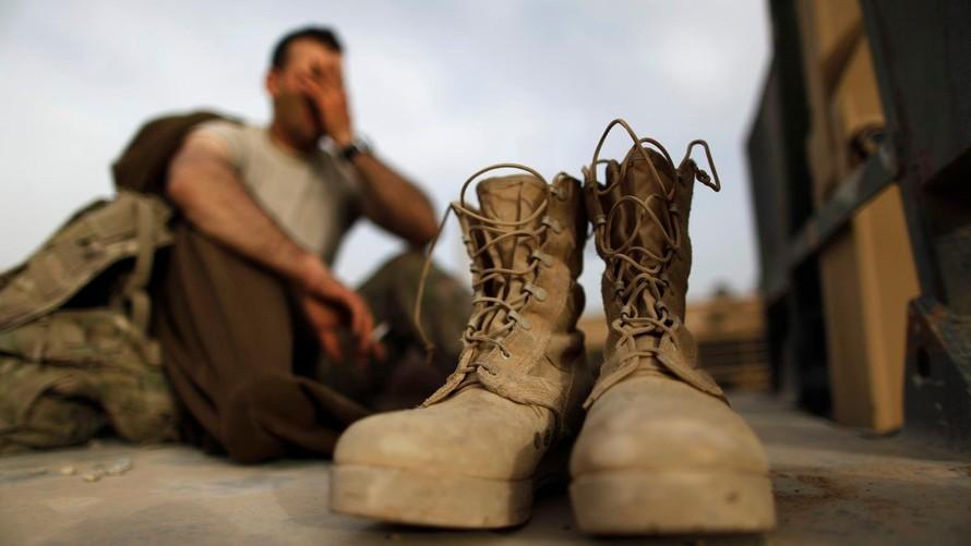 'Tàn tích' lính Mỹ bỏ lại Afghanistan