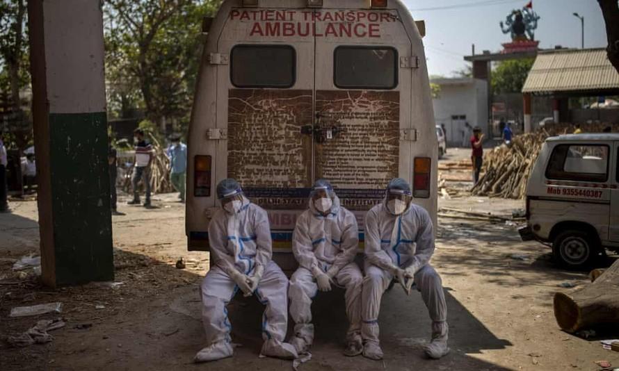 Hơn 4 triệu người chết vì COVID-19 trên toàn cầu