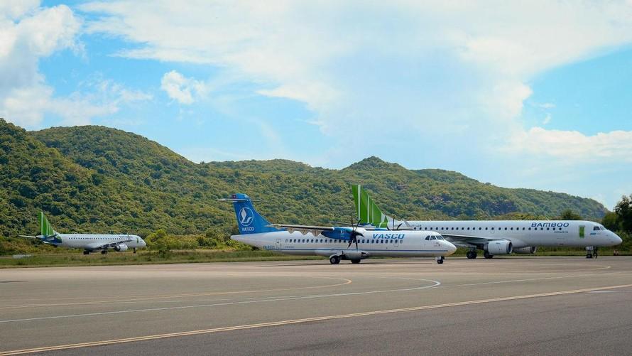Bamboo Airways có thể được cấp phép khai thác dòng tàu bay Embraer tại Cảng hàng không Cà Mau .