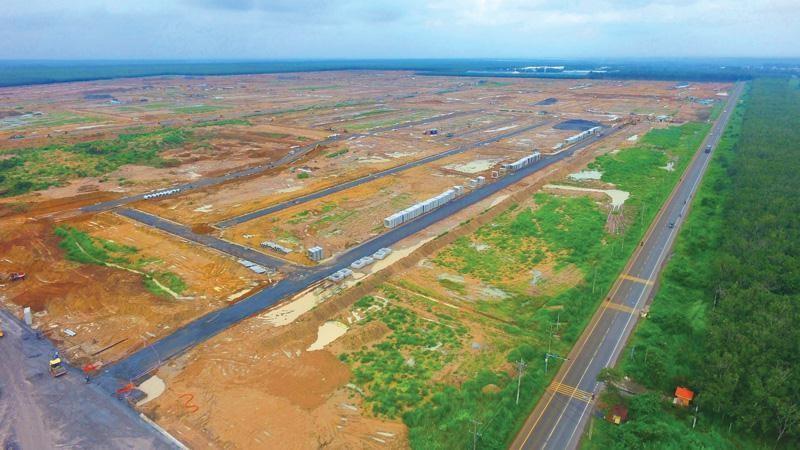 Gỡ vướng về bồi thường tại sân bay Long Thành