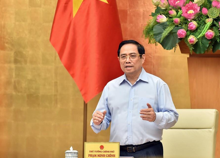 Thủ tướng: Giãn cách TP HCM tuy khó khăn nhưng cần thiết và phù hợp