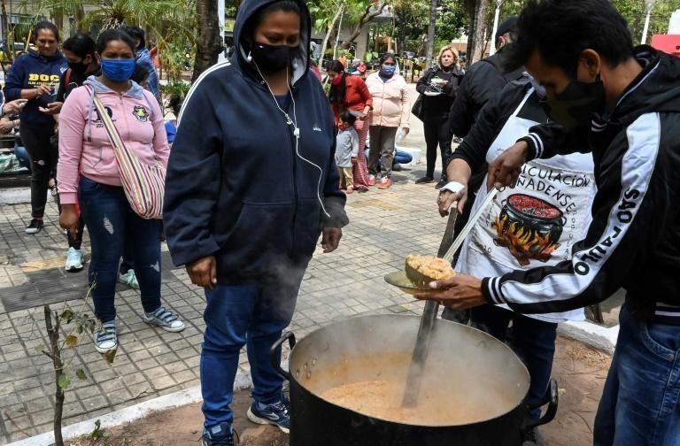 Đại dịch thúc đẩy nạn đói lớn nhất trong nhiều thập kỷ