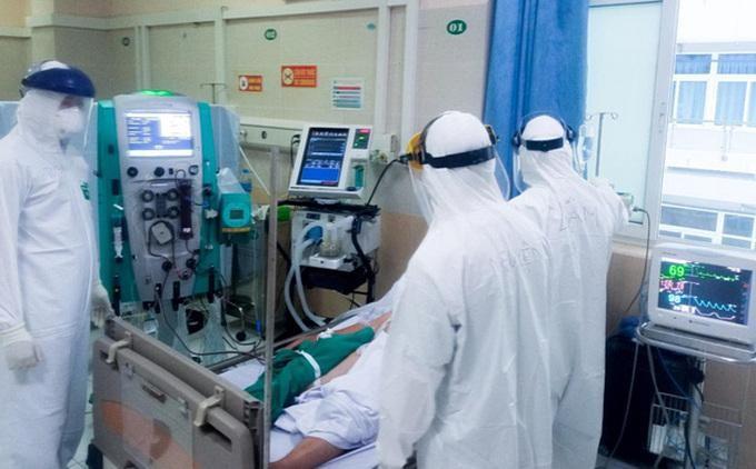 3 bệnh nhân COVID-19 tử vong tại TP.HCM và Long An