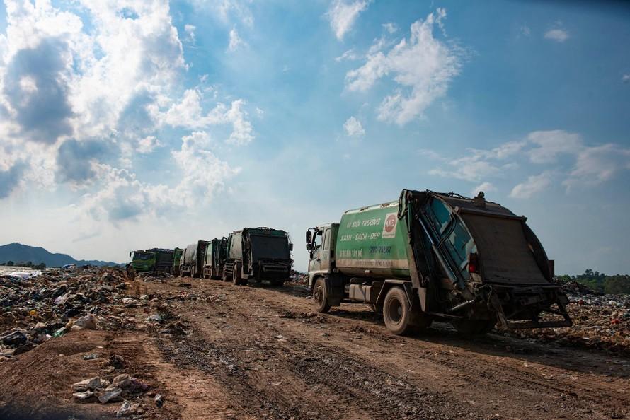 200 công nhân môi trường Hà Nội được thanh toán tiền lương