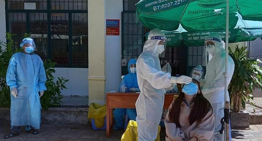 Hơn 4.000 nhân viên y tế trên cả nước hỗ trợ TP HCM