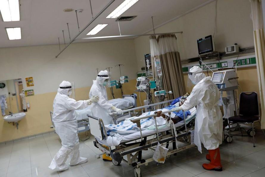 Dịch bệnh chưa có dấu hiệu đảo chiều tại Đông Nam Á