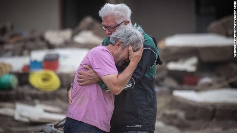 Lũ lụt tại Tây Âu: Bài học từ Hà Lan