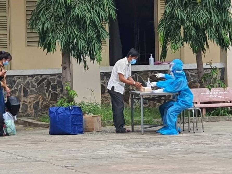 Hơn 1.700 bệnh nhân BV dã chiến số 1 TP.HCM xuất viện