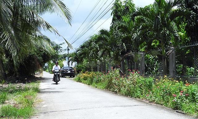 TP Cà Mau hoàn thành nhiệm vụ xây dựng nông thôn mới