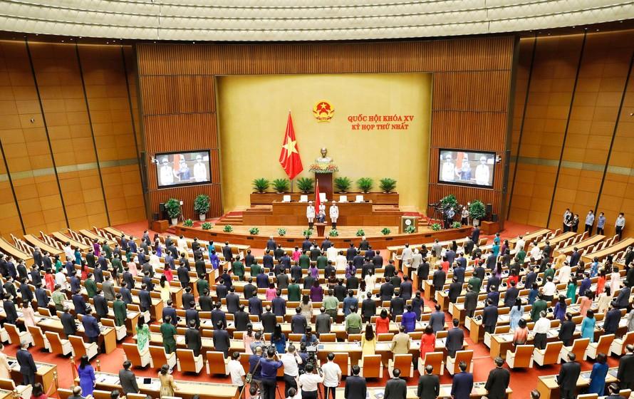 Quốc hội tiếp tục bầu các chức danh quan trọng